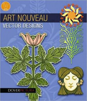 Art Nouveau Vector Designs - Dover