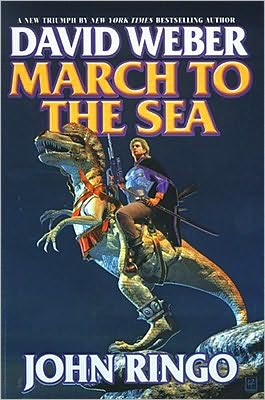 March to the Sea (Empire of Man Series #2) - David Weber, John Ringo