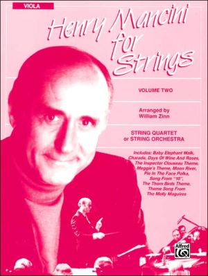 Henry Mancini for Strings, Vol 2: Viola