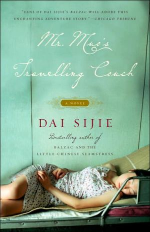 Mr. Muo's Travelling Couch - Dai Sijie, Ina Rilke (Translator)