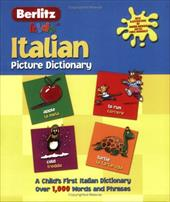 Italian Picture Dictionary - Berlitz Guides