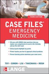 Case Files Emergency Medicine, Third Edition - Toy / Toy, Eugene / Simon, Barry