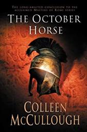 The October Horse - McCullough, Colleen