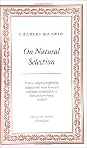 On Natural Selection - Darwin, Charles
