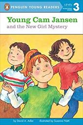 Young Cam Jansen and the New Girl Mystery - Adler, David A. / Natti, Susanna
