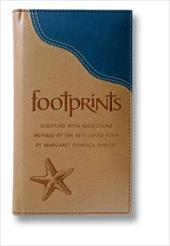 Footprints: Scripture with Reflections Inspired by the Best-Loved Poem - Powers, Margaret Fishback