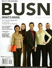 BUSN Student Edition - Kelly, Marce / McGowen, Jim