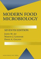 Modern Food Microbiology - Loessner, Martin J. / Golden, David A. / Jay, James M.