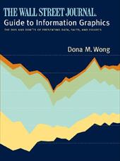 The Wall Street Journal Guide to Information Graphics: The Dos and Don'ts of Presenting Data, Facts, and Figures - Wong, Dona