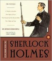 The New Annotated Sherlock Holmes, Volume 3: A Study in Scarlet, the Sign of Four, the Hound of the Baskervilles, & the Valley of - Doyle, Arthur Conan / Klinger, Leslie S. / Byrne, Janet