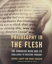Philosophy in the Flesh - Lakoff, George / Johnson, Mark
