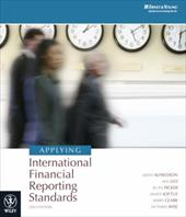 Applying International Financial Reporting Standards - Alfredson, Keith / Leo, Ken / Picker, Ruth