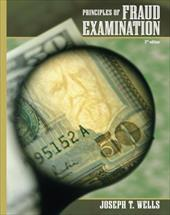 Principles of Fraud Examination - Wells, Joseph T.