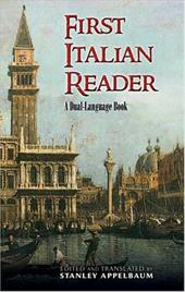 First Italian Reader: A Dual-Language Book - Appelbaum, Stanley