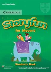 Storyfun for Movers Student's Book - Saxby, Karen