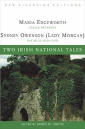 Two Irish National Tales: Castle Rackrent, the Wild Irish Girl - Richardson, Carolyn / Edgeworth, Maria / Owenson, Sydney