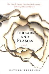Threads and Flames - Friesner, Esther