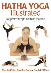 Hatha Yoga Illustrated - Kirk, Martin / Boon, Brooke / DiTuro, Daniel