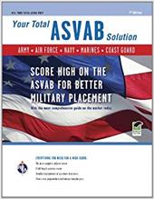 Your Total ASVAB Solution: Army. Navy. Air Force. Marines. Coast Guard - Walker-Hammond, Wallie