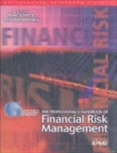 Professional's Handbook of Financial Risk Management - Borodovsky, Lev / Lore, Marc
