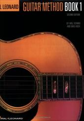 Hal Leonard Guitar Method Book 1: Book Only - Schmid, Will / Koch, Greg