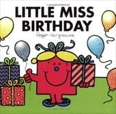 Little Miss Birthday - Hargreaves, Adam / Hargreaves, Roger