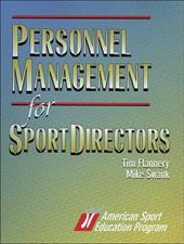 Personal Management for Sport Directors - Flannery, Tim / Swank, Mike / Swank, Michael L.