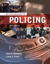 An Introduction to Policing - Dempsey, John S. / Forst, Linda S.