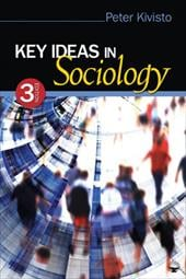 Key Ideas in Sociology - Kivisto, Peter