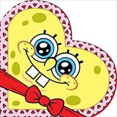 Spongebob's Hearty Valentine - Sollinger, Emily / Martinez, Heather