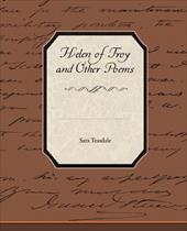 Helen of Troy and Other Poems - Teasdale, Sara