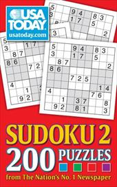 USA Today Sudoku 2: 200 Puzzles from the Nation's No. 1 Newspaper - USA Today
