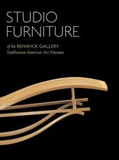Studio Furniture of the Renwick Gallery: Smithsonian American Art Museum - Fitzgerald, Oscar P. / Greenhalgh, Paul