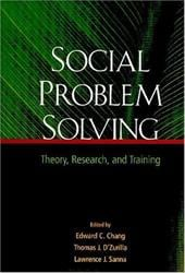 Social Problem Solving: Theory, Research, and Training - Chang, Edward C. / D'Zurilla, Thomas J. / Sanna, Lawrence J.