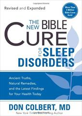 The New Bible Cure for Sleep Disorders - Colbert, Don