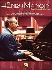 The Henry Mancini Easy Piano Collection - Mancini, Henry