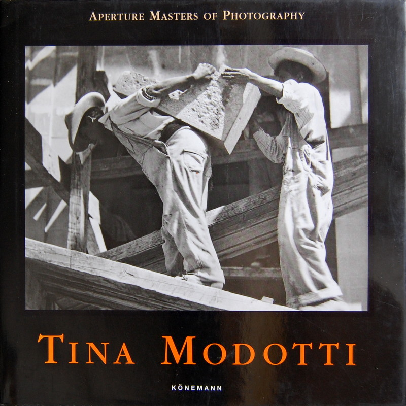Aperture Masters of Photography: Tina Modotti. - -