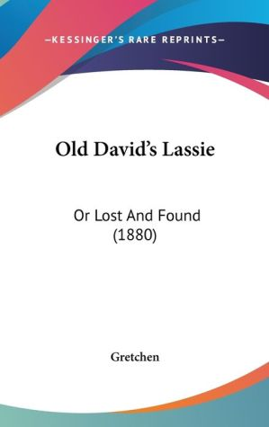 Old David's Lassie
