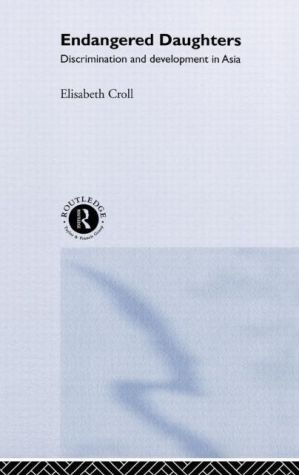 Endangered Daughters - Elizabeth Croll