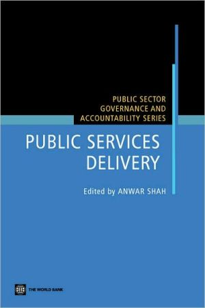 Public Services Delivery