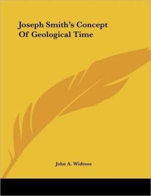 Joseph Smith's Concept of Geological Time
