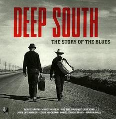 Deep South. The story of the blues. Con 4 CD Audio. Ediz. inglese e tedesca - Bölke Peter