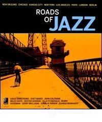 Roads of jazz. Ediz. inglese e tedesca. Con 6 CD Audio - Bölke Peter