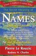 The Secret Meaning of Names - Le Rouzic, Pierre