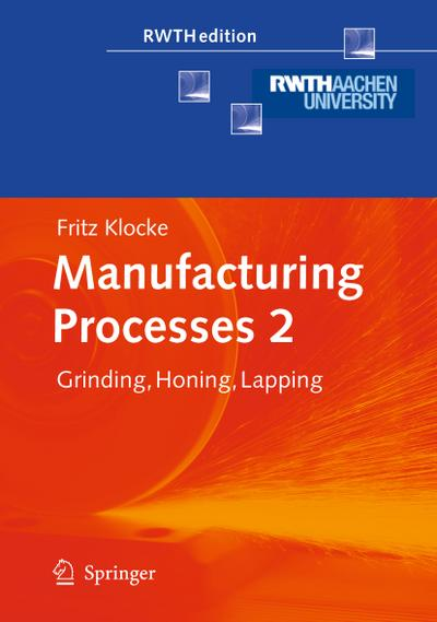 Manufacturing Processes 2 - Fritz Klocke