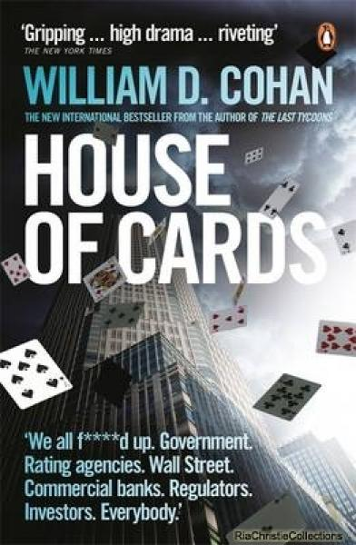 House of Cards 9780141039596 - William D. Cohan