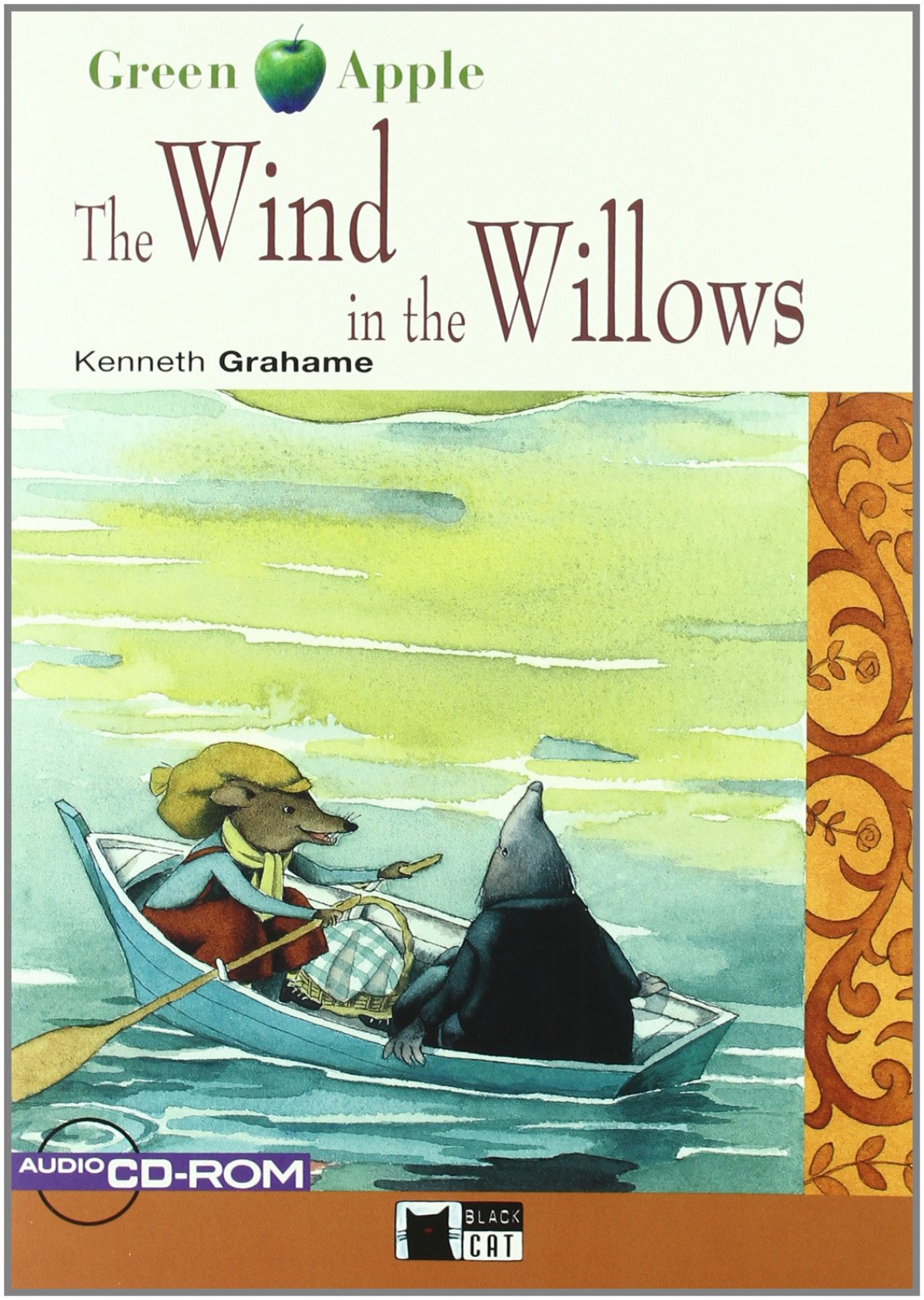 The Wind In The Willows. Book + CD-ROM - Cideb Editrice S.R.L.
