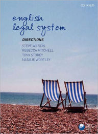 English Legal System Directions - Steve Wilson