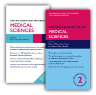 Oxford Handbook of Medical Sciences and Oxford Assess and Progress: Medical Sciences Pack - Robert Wilkins