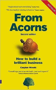From Acorns, How to Start Your Business from Scratch - Caspian Woods